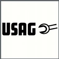 USAG BIKE DECALS